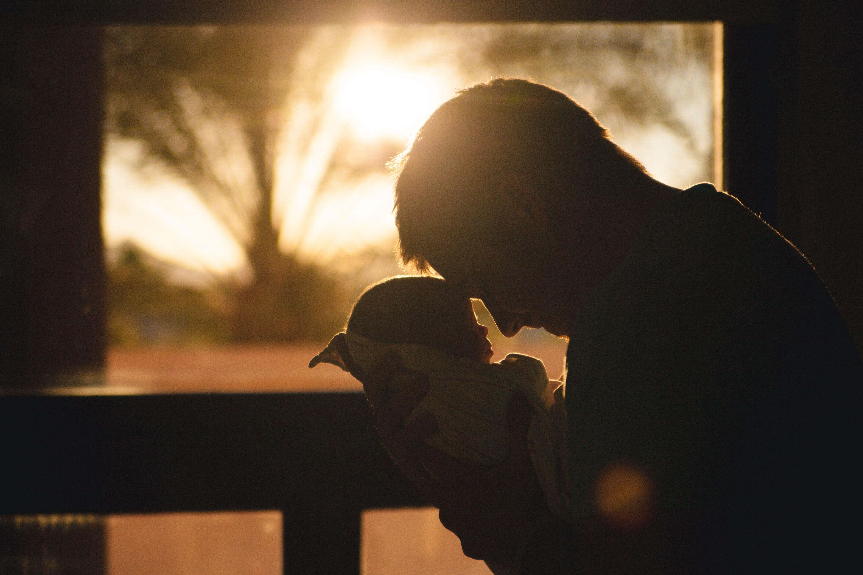 pues de sol papa e hijo